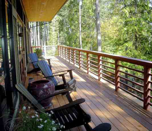 Indian Balcony Railings Types & Designs