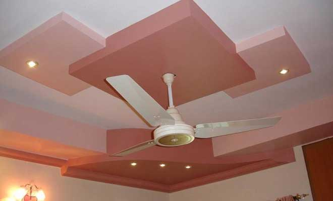Plus Minus POP Ceiling Design