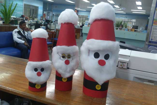 Christmas Decoration Ideas Office