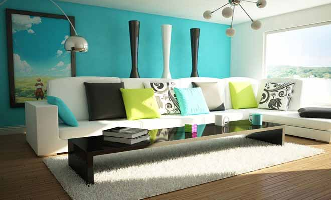 Living Room Color Combinati