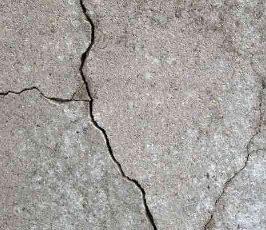 Cracks in Building and Repair