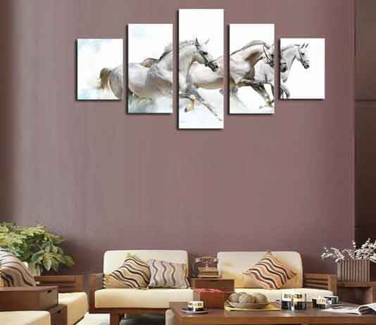 Wall Decoration According To Vastu : Paintings for living room according to vastu