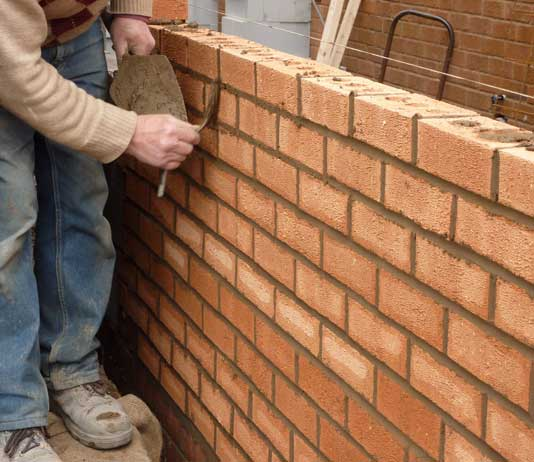 Cement And Sand Ratio For Brickwork. How To Calculate