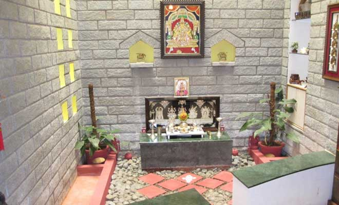 Place Of Pooja Room In The House Decorchamp
