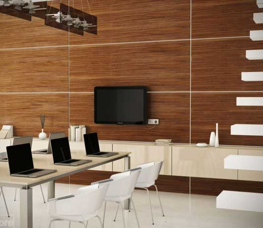Wall Cladding For Office Budget Friendly Option For