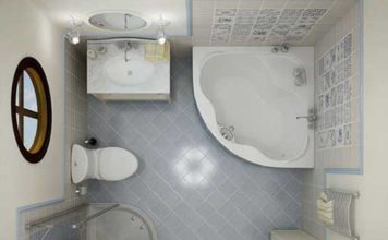 Bathroom Layout Designs