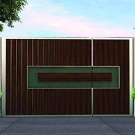 wooden main gate steel border - 26+ Small House Steel Small House Main Gate Design 2020 PNG