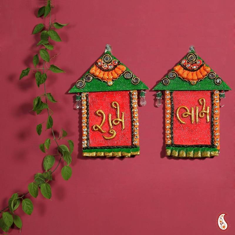 Diwali Wall Painting Decoration