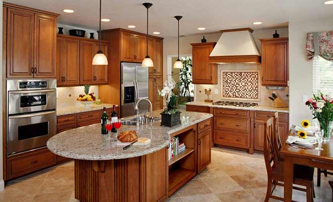 Modular Kitchen Design Ideas for Small & Big Kitchen ...