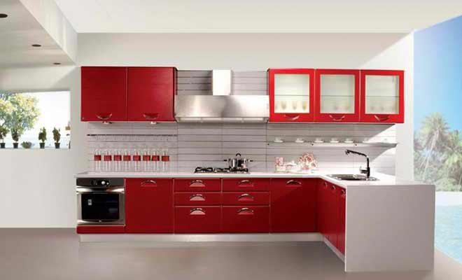 Latest Modular Kitchen Design