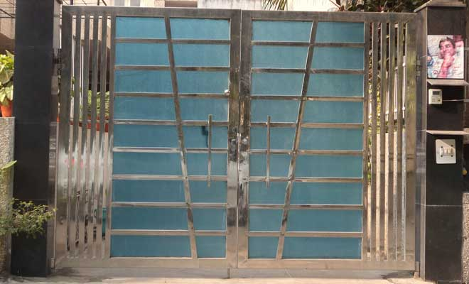 Stainless Steel Main Gate Designs Decorchamp