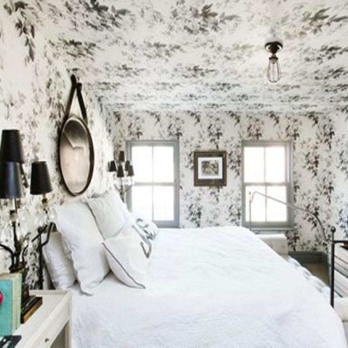 Wallpaper for bedroom walls designs 2019 | Bedroom Wallpaper ...