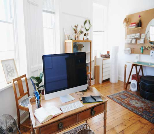 Setup Your Dream Home Office: 5 Tips To Setup Office